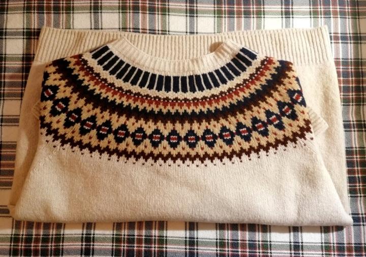Où trouver un bon pull Shetland pour cet hiver (ou pour l'été en Ecosse 😉)?